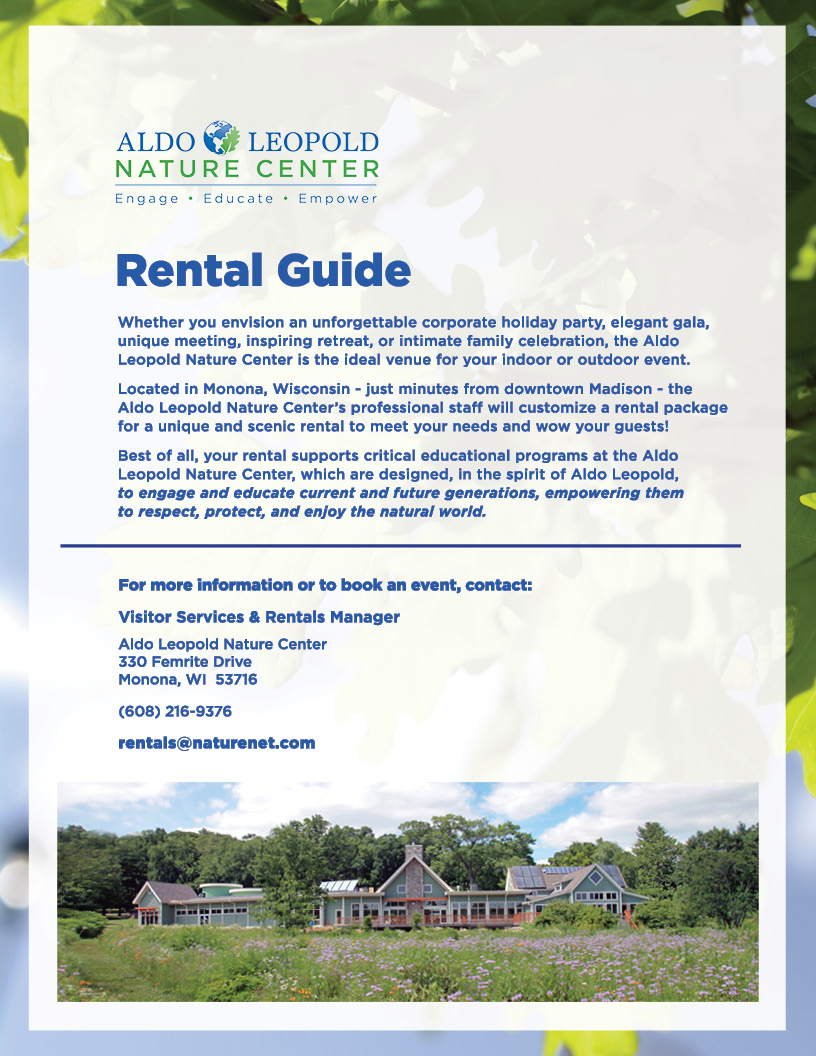 2018 - Rental Guide - page 1 for web link