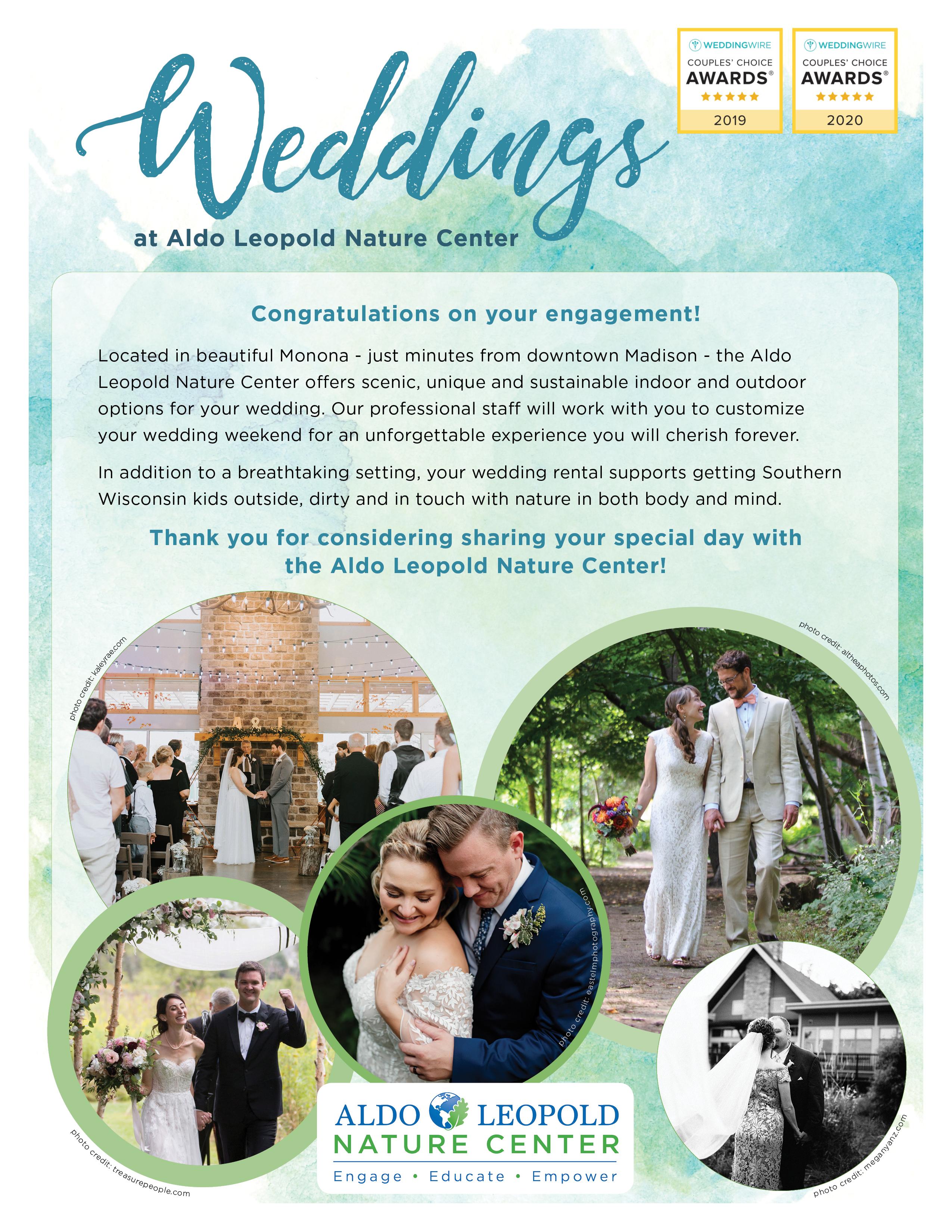 ALNC Wedding Guide