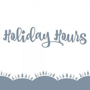 Holiday hours for email
