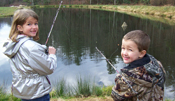 kids fishing web logo