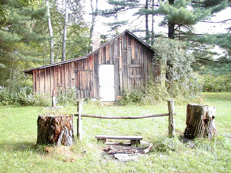 real shack