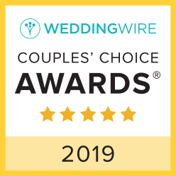 Wedding Wire Couple Choice Winner 2019